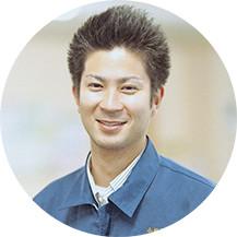 鋼材事業部 東さんの写真