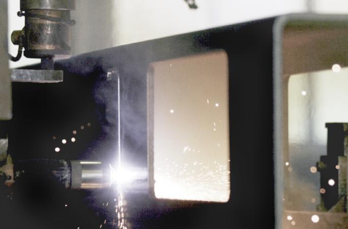 3次元加工機の画像