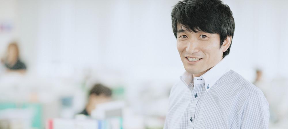 機工事業部 上野さんのメイン画像