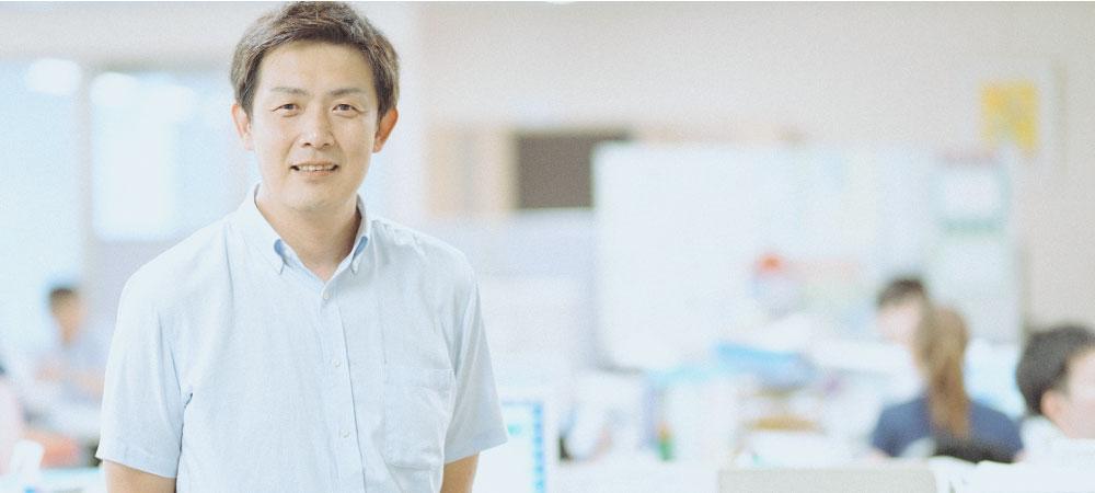 鋼材事業部 坂井さんのメイン画像